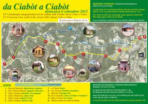 Mappa Ciabot 2015